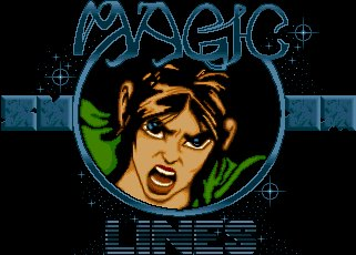 Magic Lines By Thalion Software